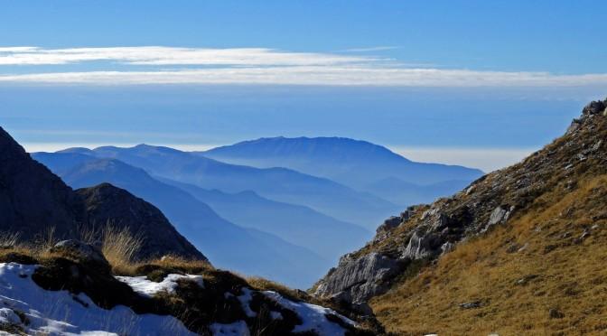 Passo di Val Baione m 2160