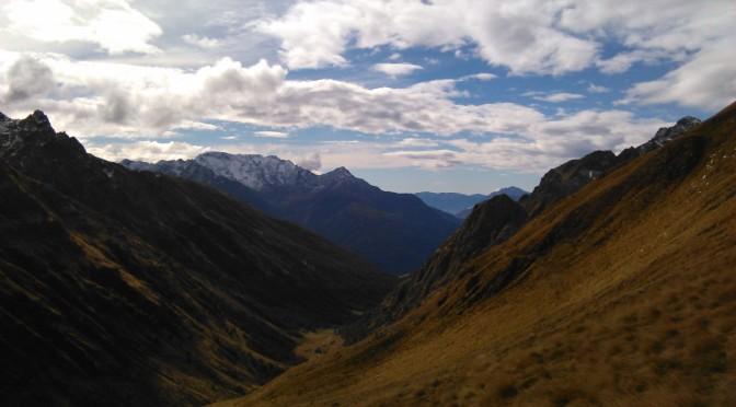 Val Grande e passo di Dombastone 2546