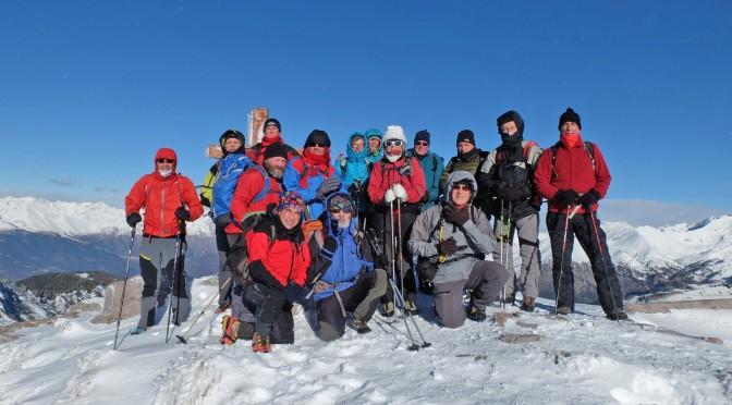 Punta Auccia 2212 m