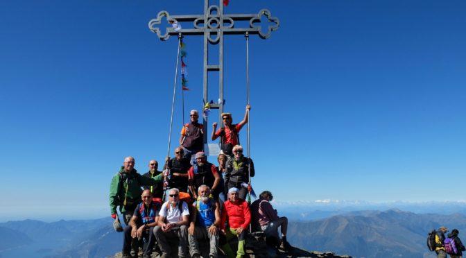 Monte Legnone m 2610