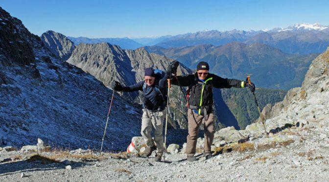 Passo di Gole Larghe 2804 m