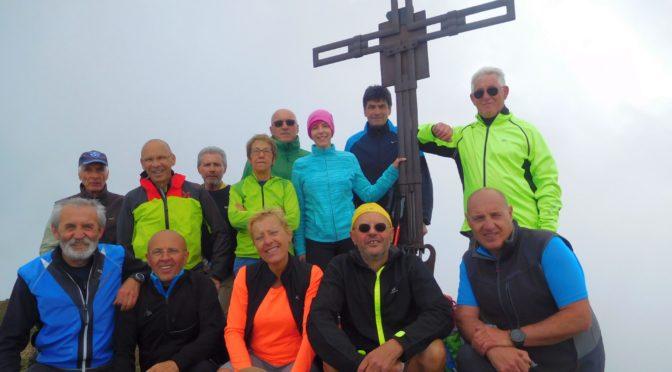 Monte Muffetto 2062 m
