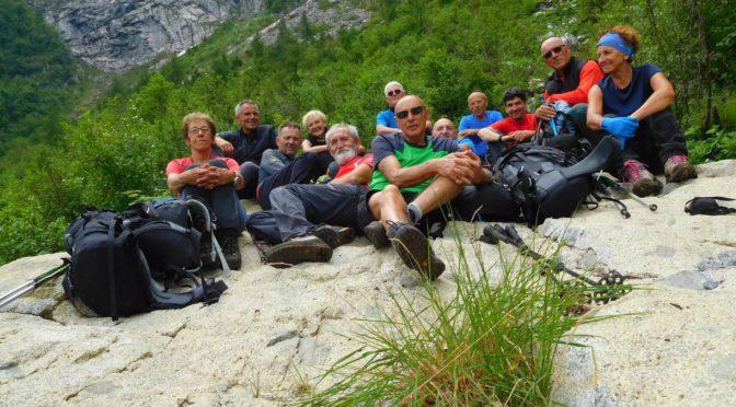 Pizzo Badile Camuno 2435 m