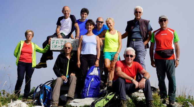 Monte Cadria m 2254
