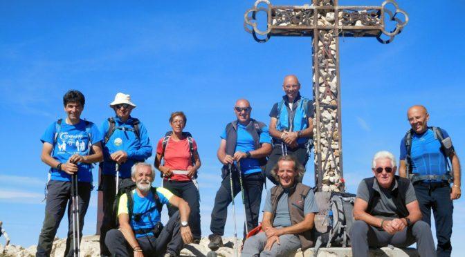 Monte Baldo Punta Telegrafo m 2218