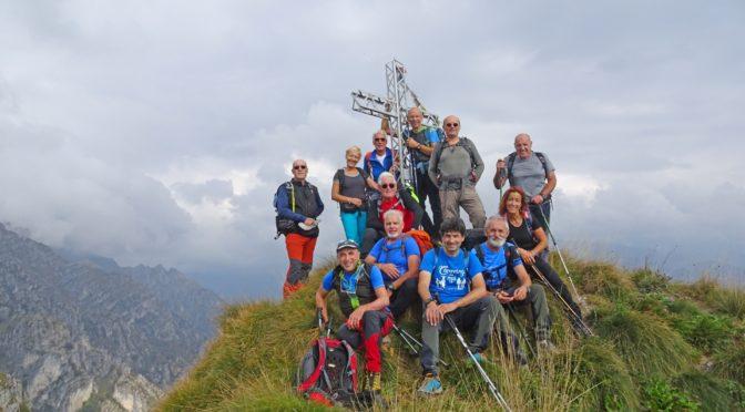 Val Vertova – Bivacco Testa – Monte Segredont