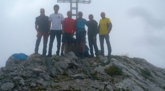Monte Ferrante 2427 m